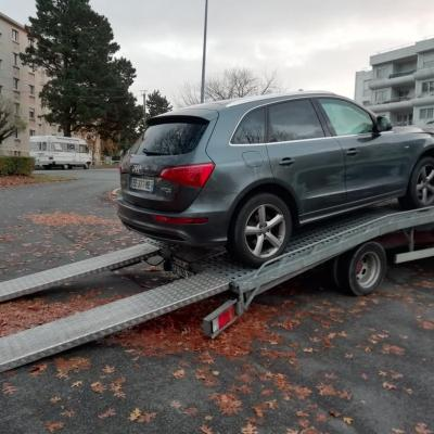 Enlevement voiture epave casse auto 45